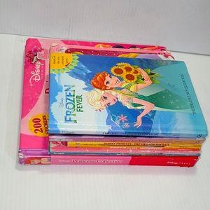 Assorted Disney Princess Books (Lot of 7)
